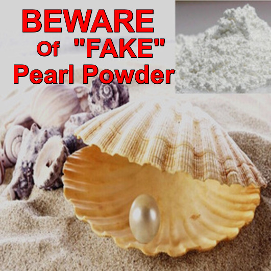 Dangers Of Pearl Powder